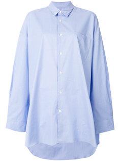 удлиненная рубашка Junya Watanabe Comme Des Garçons