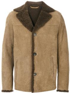 короткое пальто из овчины Desa 1972