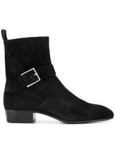 ботинки с пряжкой сбоку Represent