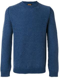 фактурный свитер с круглым вырезом Tods Tod`S