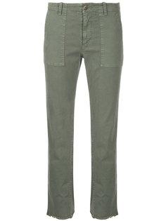 укороченные брюки Jenna Nili Lotan
