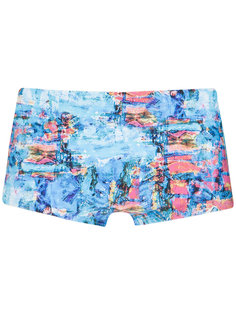 printed swim trunks Lygia & Nanny
