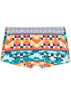 printed Parati swim trunks Lygia & Nanny