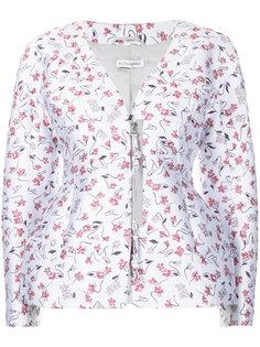 пиджак с цветочным принтом  Altuzarra