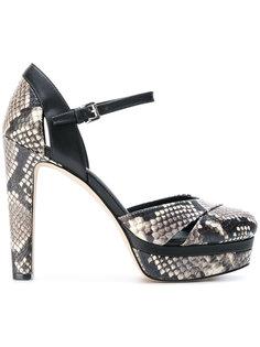 туфли с ремешком вокруг щиколотки Michael Michael Kors