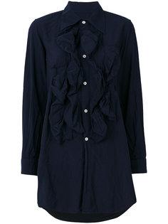 текстурная рубашка Comme Des Garçons
