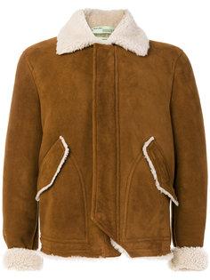 пальто-дубленка Off-White