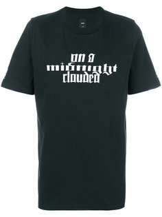 футболка с короткими рукавами Oamc