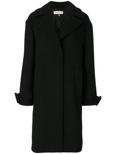 пальто мешковатого кроя Emilio Pucci