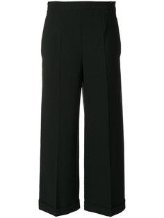 укороченные брюки с завышенной талией Mm6 Maison Margiela