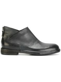 классические узкие ботинки Del Carlo