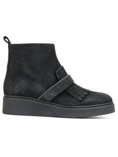 ботинки по щиколотку с бахромой Fabiana Filippi