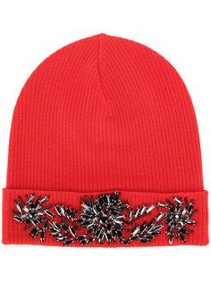 декорированная шапка P.A.R.O.S.H.