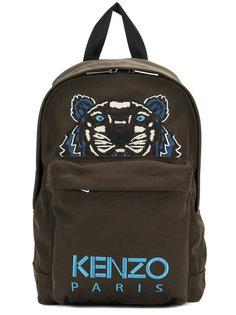 рюкзак с вышивкой тигра Kenzo