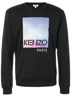 джемпер с принтом-логотипом Kenzo