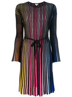 платье в рубчик  Kenzo