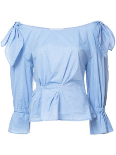 рубашка Michelle из поплина Rejina Pyo