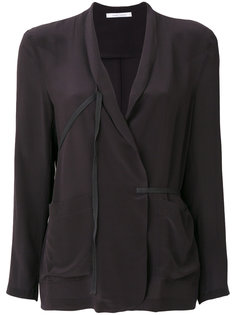 пиджак с ремешками Humanoid