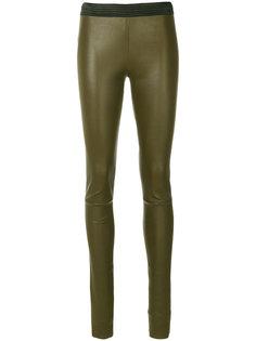 облегающие брюки Drome