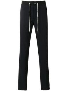 прямые брюки Lanvin