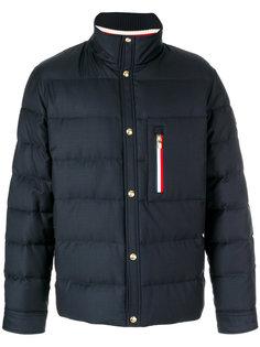 дутая куртка Moncler Gamme Bleu