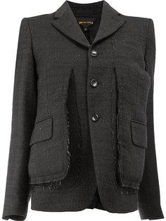 пиджак со складками Comme Des Garçons