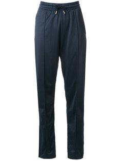 спортивные брюки с полосками по бокам Diesel Black Gold