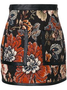 юбка Gemma с жаккардовым узором Stella McCartney