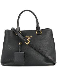 классическая сумка-тоут Saffiano  Prada