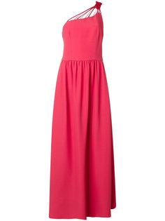 платье на одно плечо  Giorgio Armani