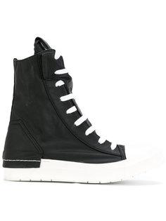 спортивные ботинки на молнии сбоку Cinzia Araia