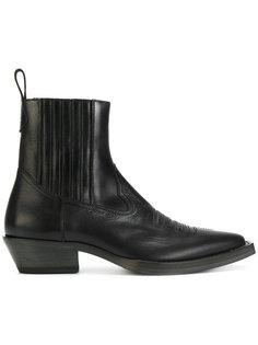 ботинки по щиколотку Western Maison Margiela
