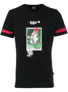 футболка с принтом логотипа Just Cavalli