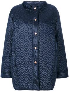 стеганое пальто  See By Chloé