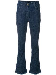 узкие джинсы клеш Etro
