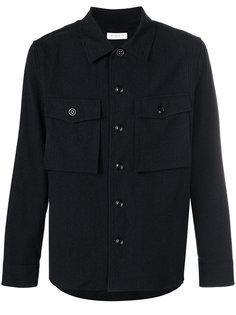 рубашка в полоску с карманами Tomorrowland