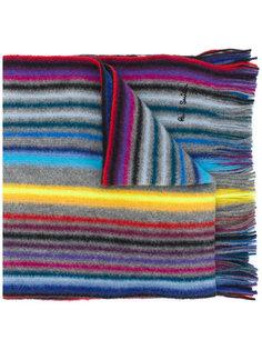 шарф в полоску Paul Smith
