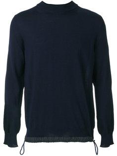 свитер со шнурком Sacai