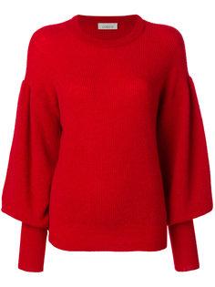 свитер с многослойным эффектом Laneus