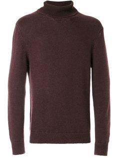 свитер с высоким воротником Massimo Alba