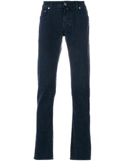джинсы пятикарманной модели Jacob Cohen