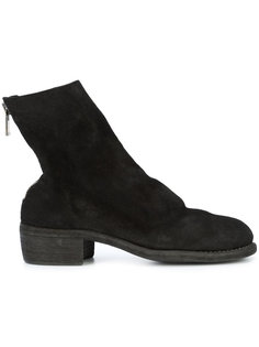 ботинки на молнии Guidi