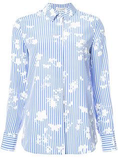 рубашка с цветочным принтом Altuzarra