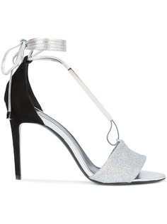 туфли-лодочки с блестками Pierre Hardy