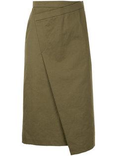 юбка с запахом  Astraet