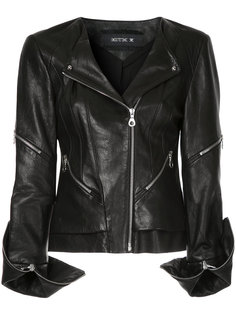 байкерская куртка Kitx