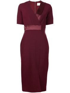 платье с разрезом Dion Lee