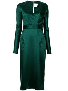 платье с длинными рукавами Utility Dion Lee