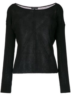 свитер плотной вязки Rag & Bone