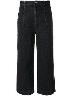 укороченные джинсы со шнуровкой  3.1 Phillip Lim